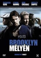 Brooklyn's Finest - Hungarian DVD cover (xs thumbnail)