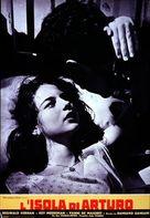 L'isola di Arturo - Italian Movie Poster (xs thumbnail)
