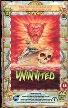 Uninvited - British Movie Cover (xs thumbnail)
