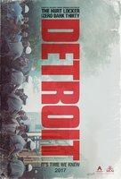 Detroit - Indonesian Movie Poster (xs thumbnail)