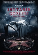 Starry Eyes - Turkish Movie Poster (xs thumbnail)