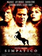 Simpatico - French Movie Poster (xs thumbnail)