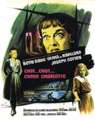 Hush... Hush, Sweet Charlotte - French Movie Poster (xs thumbnail)