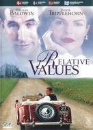 Relative Values - Danish poster (xs thumbnail)