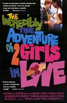 The Incredibly True Adventure of Two Girls in Love - Movie Poster (xs thumbnail)