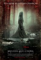 The Curse of La Llorona - Portuguese Movie Poster (xs thumbnail)
