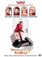 Blame It on the Bellboy - DVD movie cover (xs thumbnail)