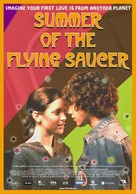 Summer of the Flying Saucer - Swedish Movie Poster (xs thumbnail)