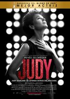 Judy - Argentinian Movie Poster (xs thumbnail)