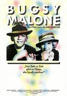 Bugsy Malone - German Re-release poster (xs thumbnail)