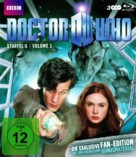 """Doctor Who"" - German Blu-Ray movie cover (xs thumbnail)"