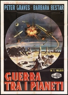 Killers from Space - Italian Movie Poster (xs thumbnail)
