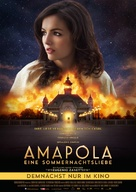 Amapola - German Movie Poster (xs thumbnail)