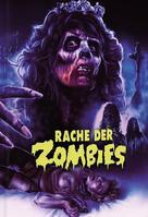 La revanche des mortes vivantes - German Movie Cover (xs thumbnail)