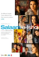 Salaam E Ishq - Indian Movie Poster (xs thumbnail)