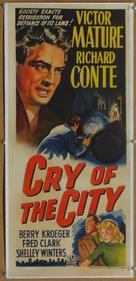 Cry of the City - Australian Movie Poster (xs thumbnail)