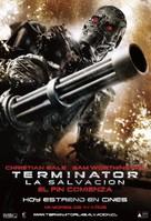 Terminator Salvation - Chilean Movie Poster (xs thumbnail)