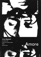 Amore, L' - German Movie Poster (xs thumbnail)