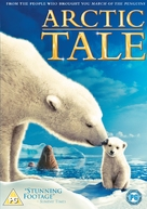 Arctic Tale - British DVD movie cover (xs thumbnail)