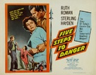 5 Steps to Danger - Movie Poster (xs thumbnail)