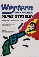 Young Guns - Polish Movie Poster (xs thumbnail)