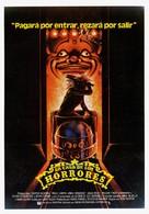 The Funhouse - Spanish Movie Poster (xs thumbnail)
