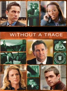 """""""Without a Trace"""" - DVD movie cover (xs thumbnail)"""