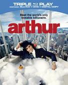 Arthur - Blu-Ray cover (xs thumbnail)