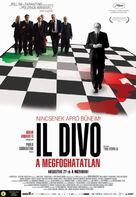 Il divo - Hungarian Movie Poster (xs thumbnail)