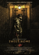 Sweet Home - Spanish Movie Poster (xs thumbnail)