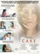 Cake - For your consideration movie poster (xs thumbnail)