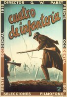Westfront 1918 - Spanish Movie Poster (xs thumbnail)