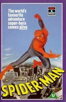 """""""The Amazing Spider-Man"""" - VHS movie cover (xs thumbnail)"""