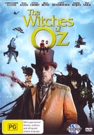 """The Witches of Oz"" - Australian DVD movie cover (xs thumbnail)"
