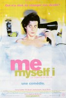 Me Myself I - French poster (xs thumbnail)