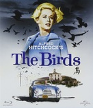The Birds - Japanese Blu-Ray movie cover (xs thumbnail)