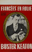 Seven Chances - French Re-release movie poster (xs thumbnail)