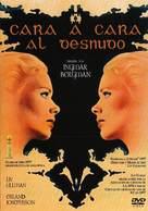 Ansikte mot ansikte - Spanish DVD cover (xs thumbnail)