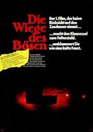 It's Alive - German Movie Poster (xs thumbnail)