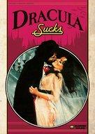 Dracula Sucks - DVD cover (xs thumbnail)