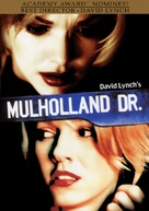 Mulholland Dr. - Movie Cover (xs thumbnail)