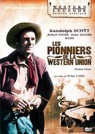 Western Union - French DVD cover (xs thumbnail)