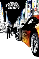 The Fast and the Furious: Tokyo Drift - Italian Movie Poster (xs thumbnail)