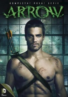 """Arrow"" - Czech DVD cover (xs thumbnail)"