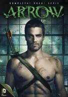 """Arrow"" - Czech DVD movie cover (xs thumbnail)"