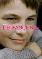 L'enfance nue - DVD cover (xs thumbnail)