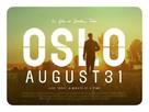 Oslo, 31. august - Norwegian Movie Poster (xs thumbnail)