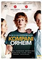 Kompani Orheim - Norwegian DVD cover (xs thumbnail)