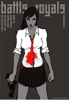 Battle Royale - Polish Movie Poster (xs thumbnail)