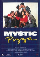 Mystic Pizza - Spanish Movie Poster (xs thumbnail)